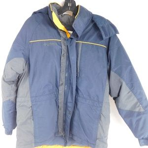 Columbia Boys 14/16 Interchange Puffer Jacket